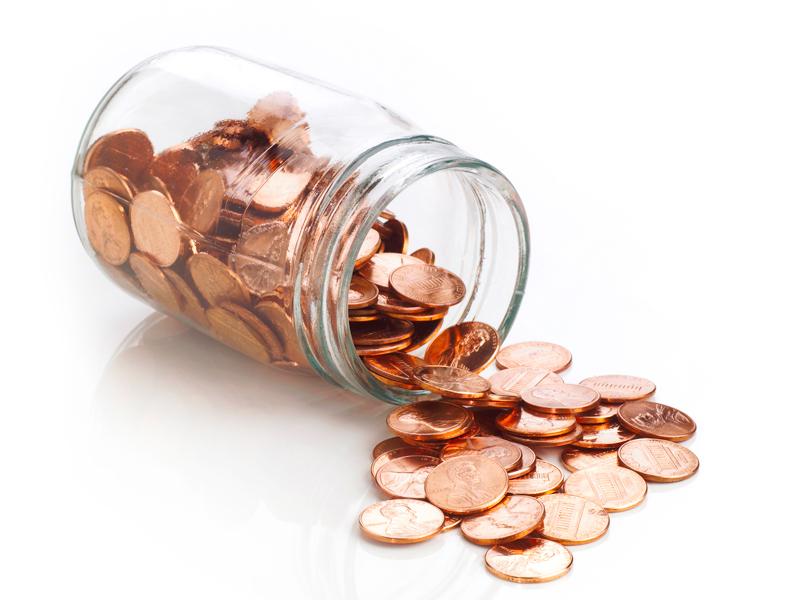 Pennies stock