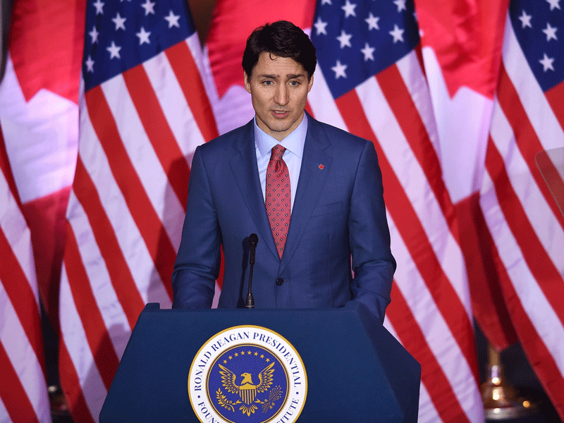 Canada Agrees A Trade Deal With The Us World Finance