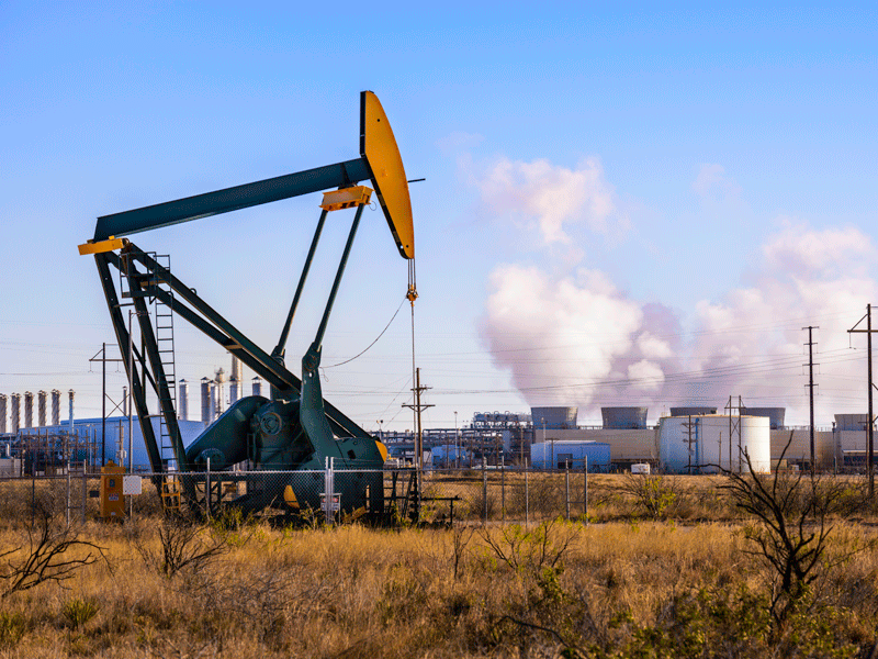 The huge amounts of oil and gas that are being extracted from the Permian Basin are causing frustrating bottle necks for producers in the region