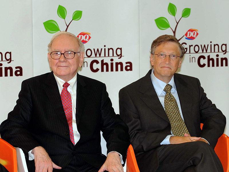 Top 5 Philanthropic Business Leaders World Finance
