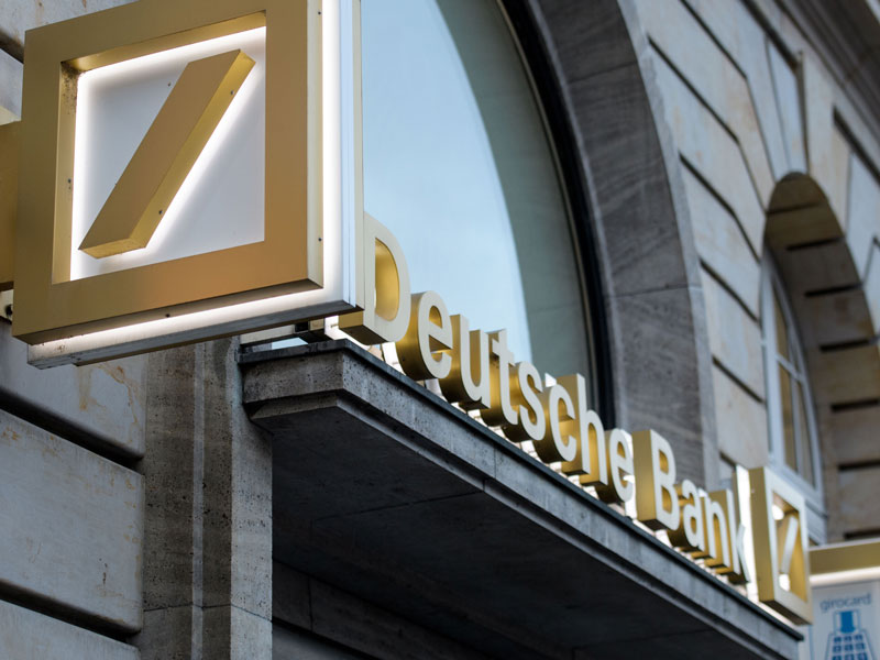 Deutsche Bank estimated that the suspicious transactions accounted for around €25m in German withholding tax