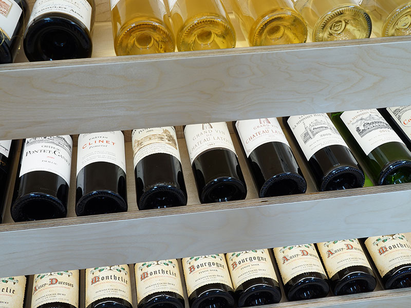 Wine is one of the most stable investments to opt for; even more stable with specialist advice