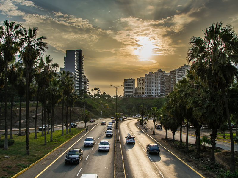 Lima, Peru. The low levels of insurance penetration in the country mean that there is a huge amount of potential for Peruvian firms operating in this space