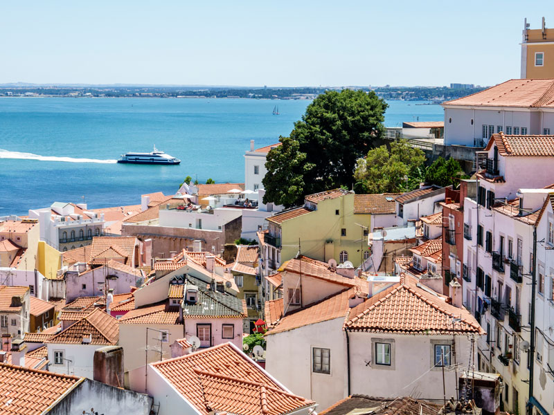 Lisbon, Portugal. The country has managed to reverse the economic decline it found itself mired in just 7 years ago as it continues to go from strength to strength