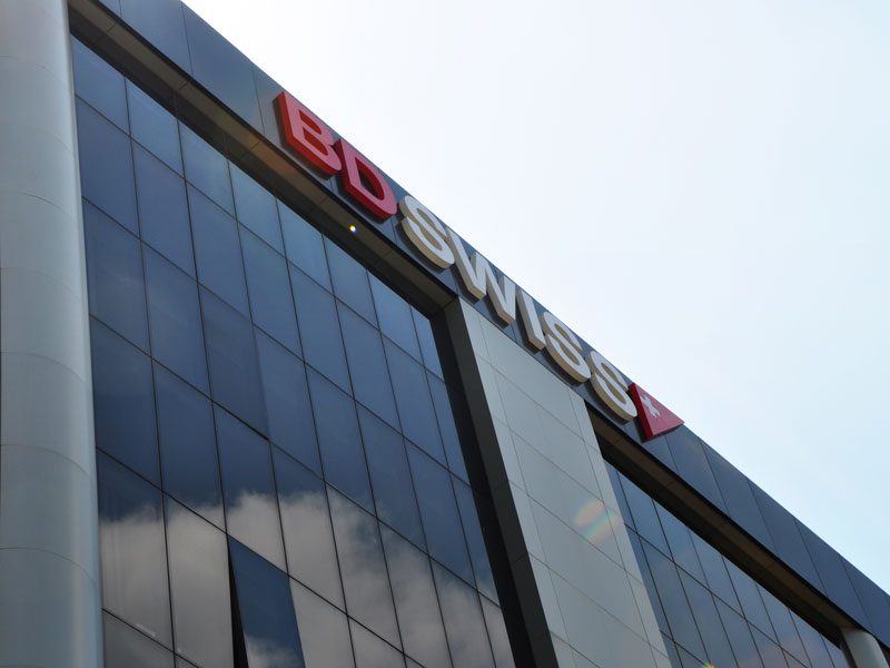 BDSwiss headquarters in Limassol, Cyprus. The company is embracing the changes in the online financial services sector as it recognises the beneficial effect they will have on customers