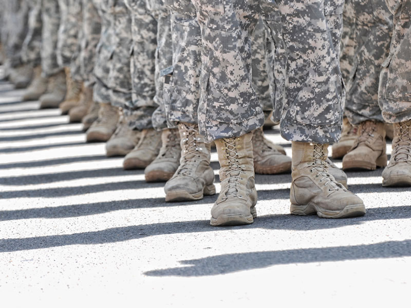 Identity economics helps to explain why, despite flat wage structures and relatively low pay, there is such a strong sense of identity and loyalty in the military