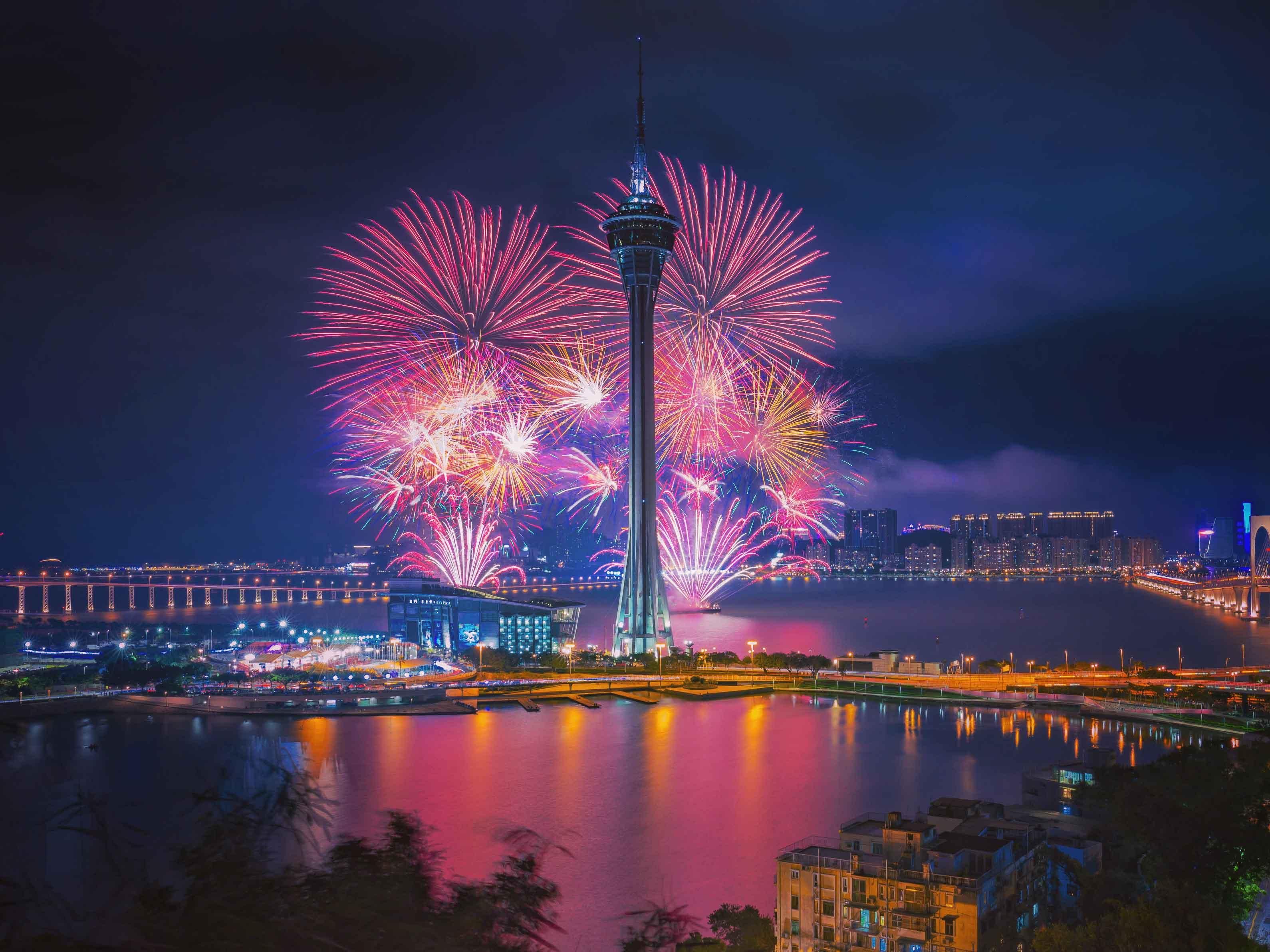 Hongkong Macau