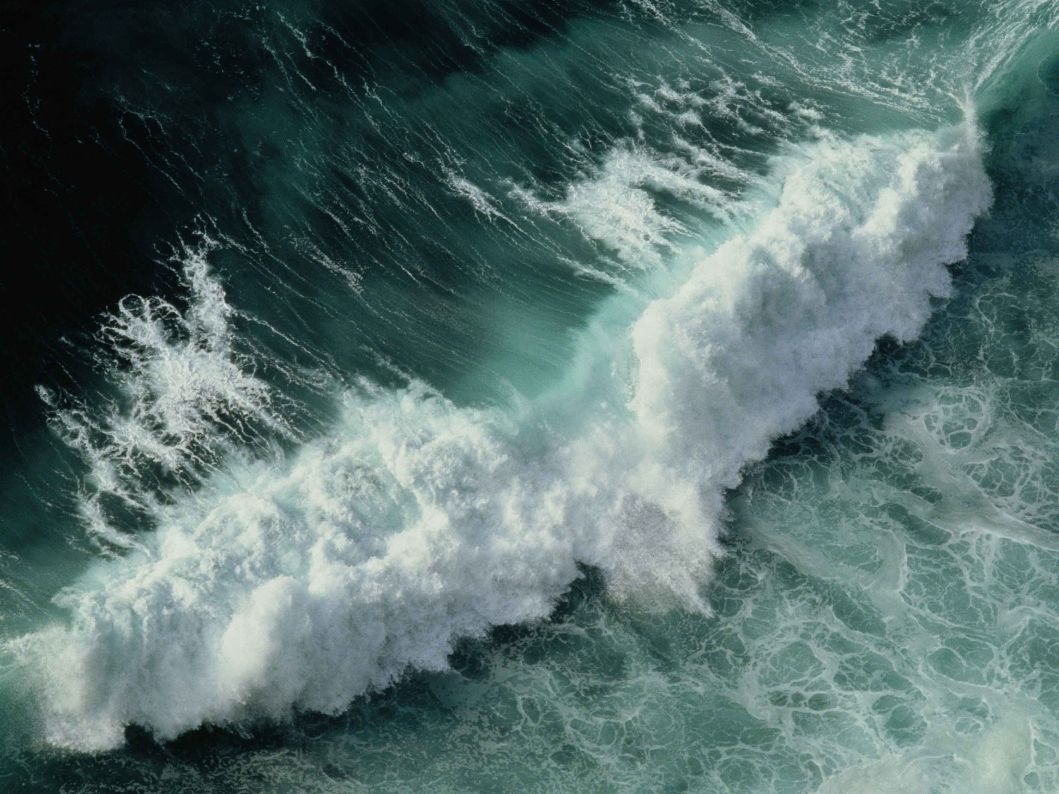 The Tide Is Turning On Wave Energy World Finance