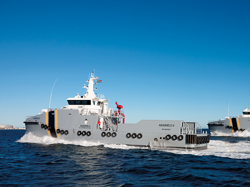 Aquashield is shoring up piracy protection with the latest innovations in maritime technology