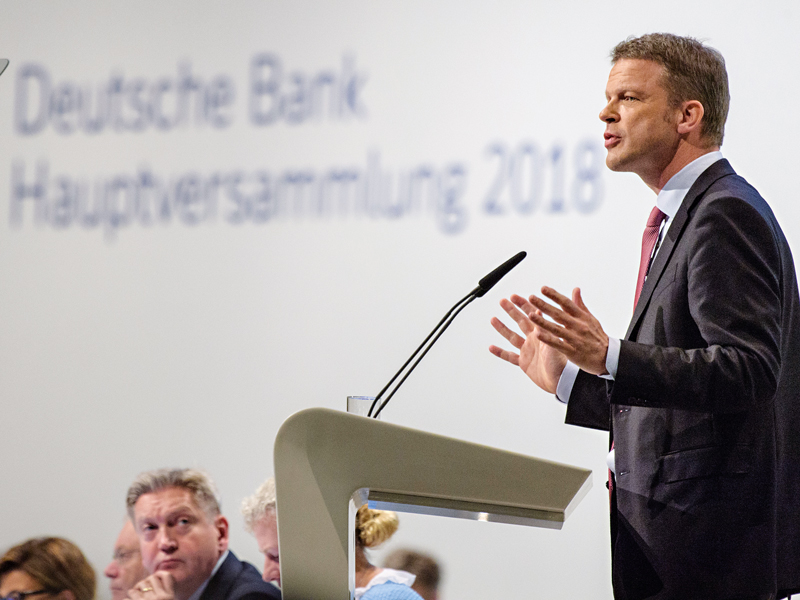 Deutsche Bank's fall from grace: how one of the world's largest lenders got into hot water