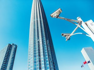 Surveillance cameras have become one of China's most valuable exports – here's why