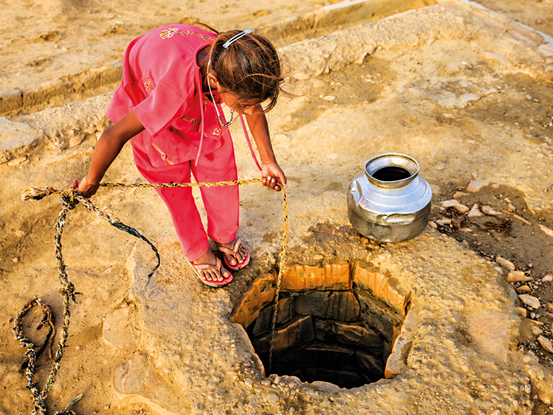Long-term infrastructural changes key to reducing the severity of drought in India