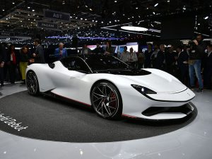 Changing lanes: the story behind Pininfarina's self-branded electric supercar