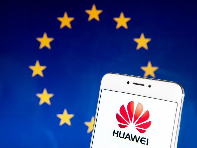 "Europe takes a ""risk-based"" approach to 5G restrictions following US lobbying against Huawei"