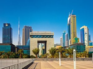 Dubai International Financial Centre has been a catalyst for development in the Gulf region