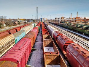 Setting the wheels in motion: CSX's new operating model brings sustainability benefits