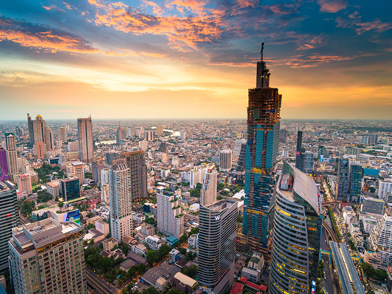 Thai Life Insurance: serving local communities is key to business success