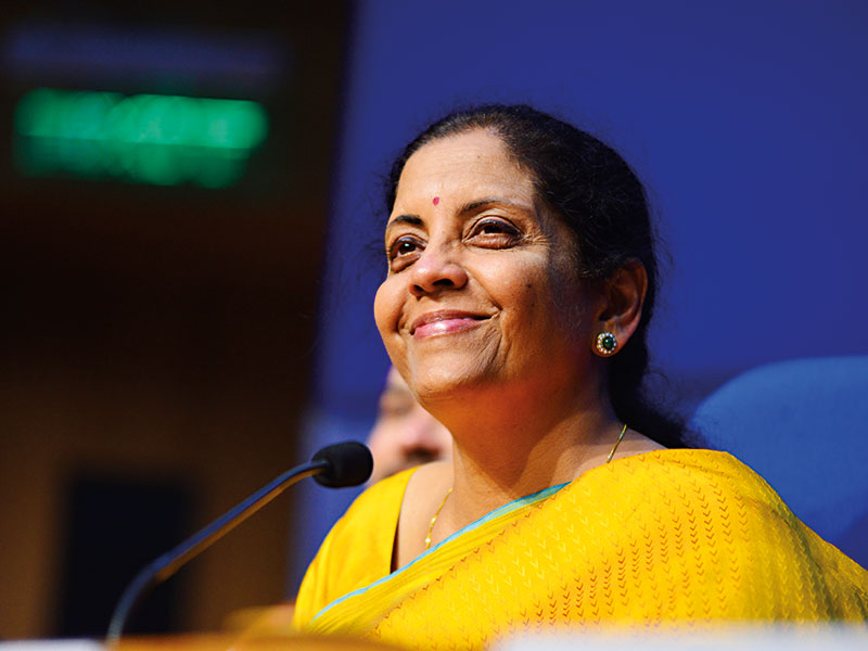 Pressure mounts on Nirmala Sitharaman as India's economic woes continue