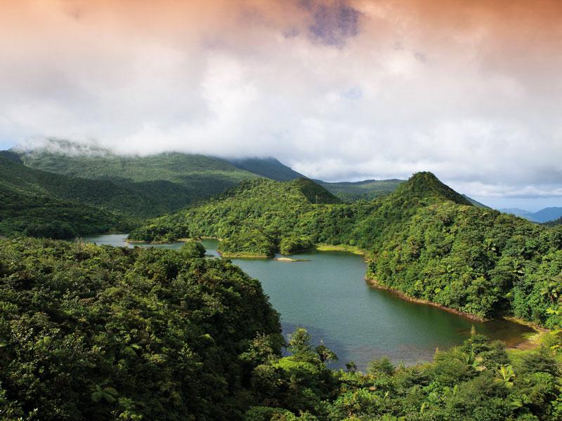 Доминика, остров природы Карибского бассейна