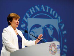 Kristalina Georgieva, Managing Director, IMF