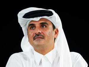 Emir Sheikh Tamim bin Hamad Al Thani