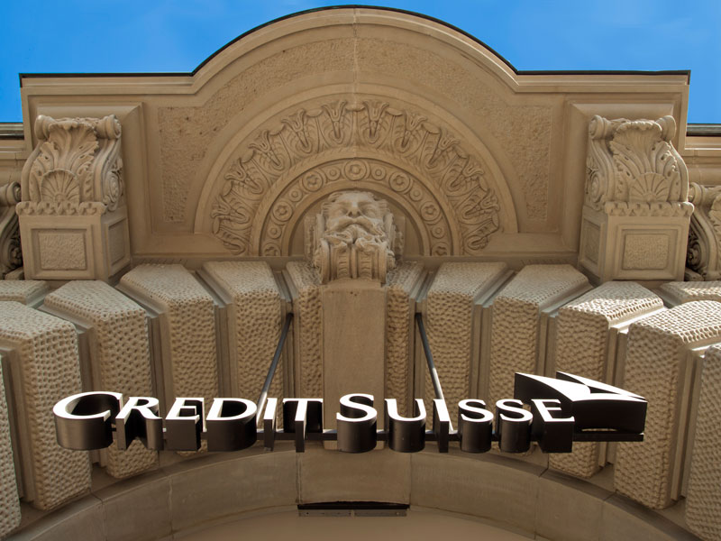 Credit Suisse Headquarters, Zurich