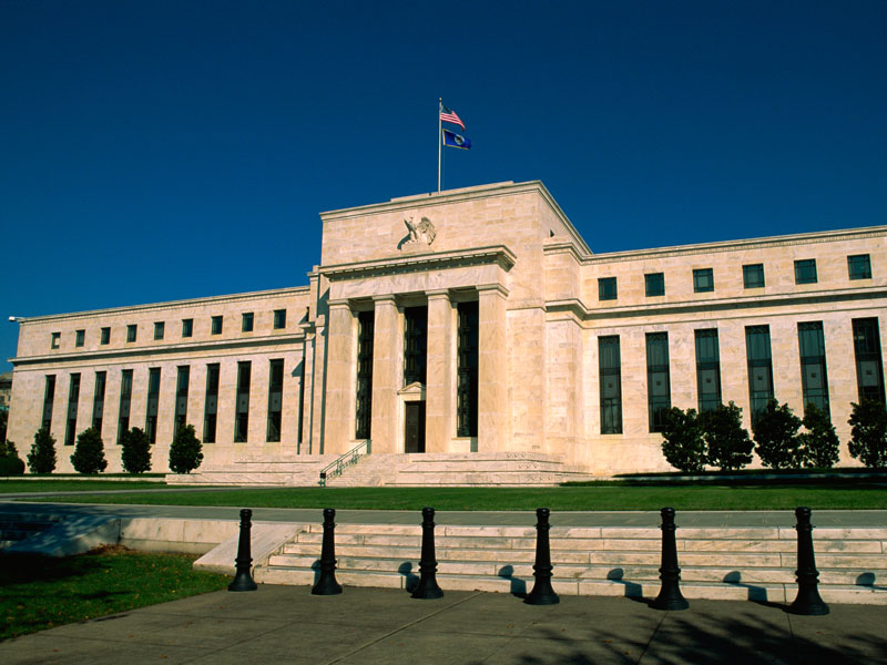 Federal Reserve Building, Washington,DC