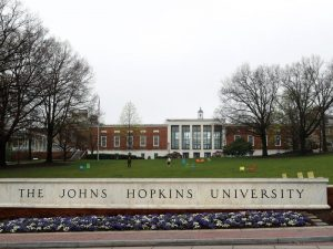 Baltimore's Johns Hopkins university is expected to lose hundreds of millions of dollars due to COVID-19