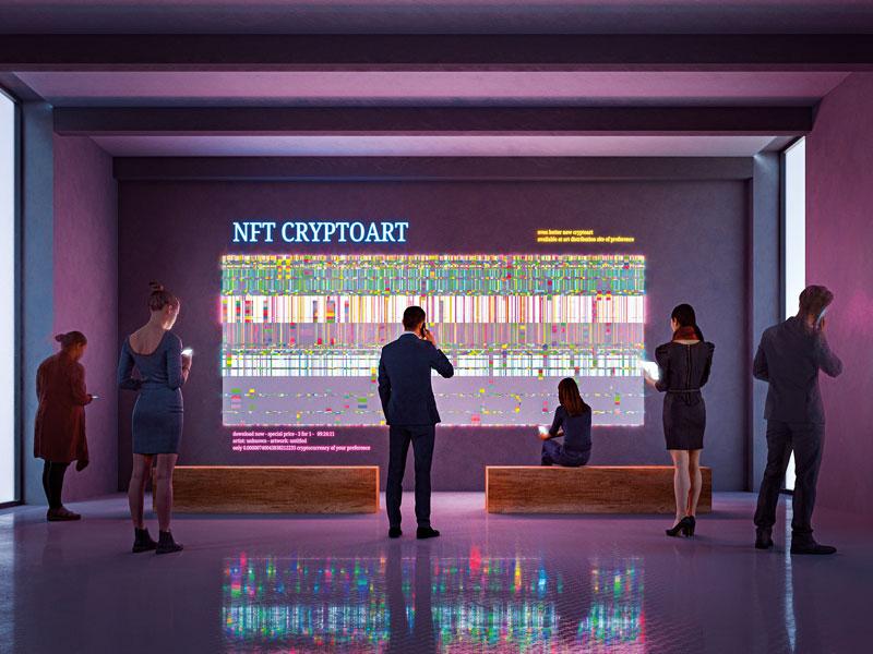 NFTs: A new market for digital brushstrokes   World Finance
