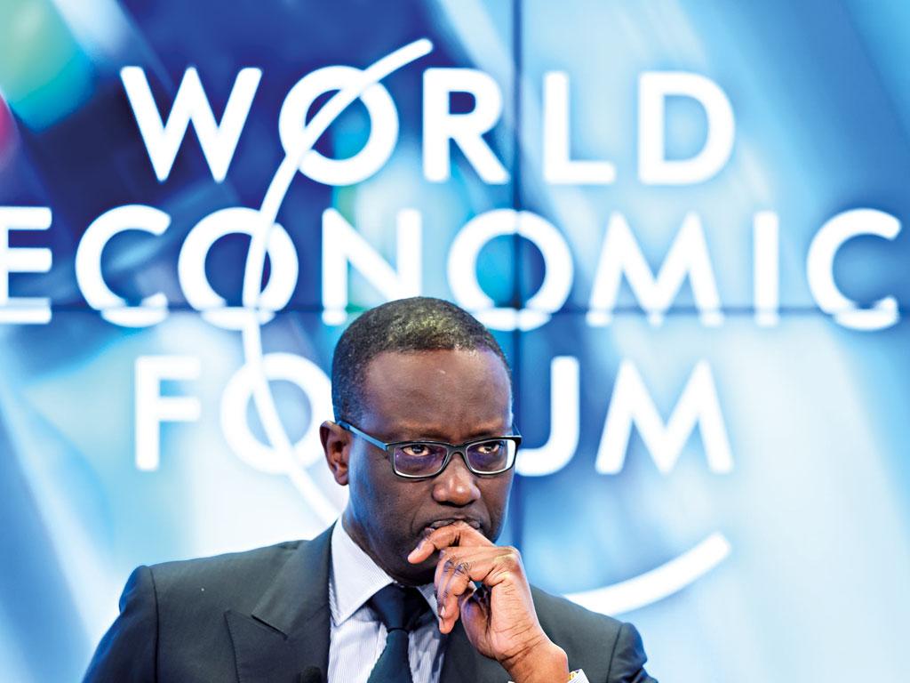 Tidjane Thiam, ex-Credit Suisse CEO
