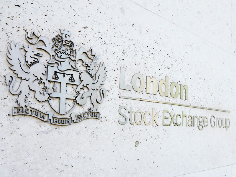 The London Stock Exchange, where GTBank listed in 2007