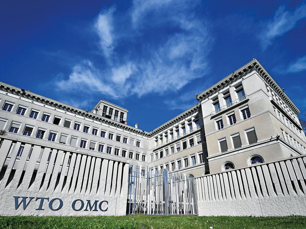 WTO headquarters in Geneva, Switzerland