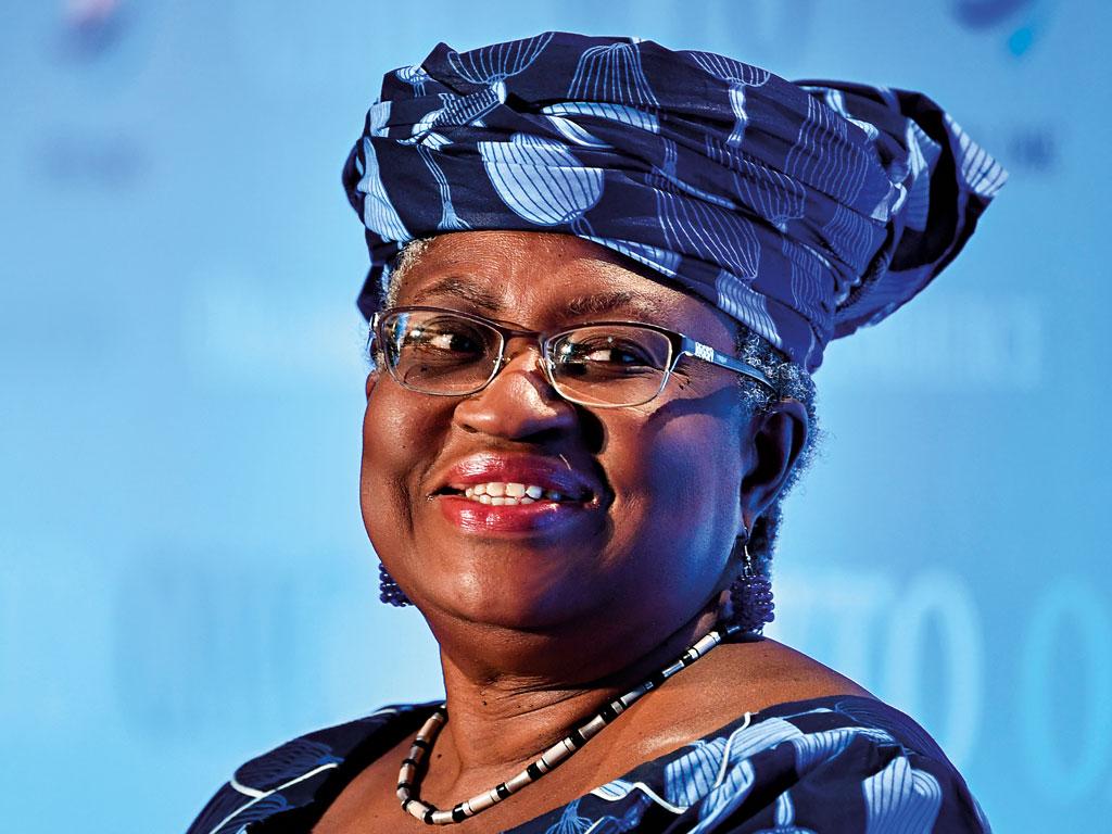 Ngozi Okonjo-Iweala, Director-General of the WTO